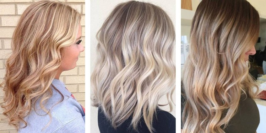 Healthy Blonde Hair Colour